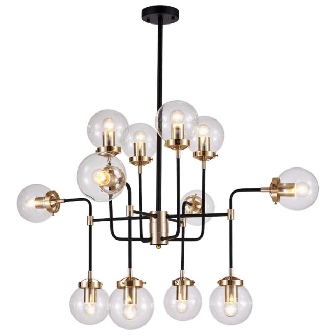 Lampa wisząca BOSTON II P12826BR