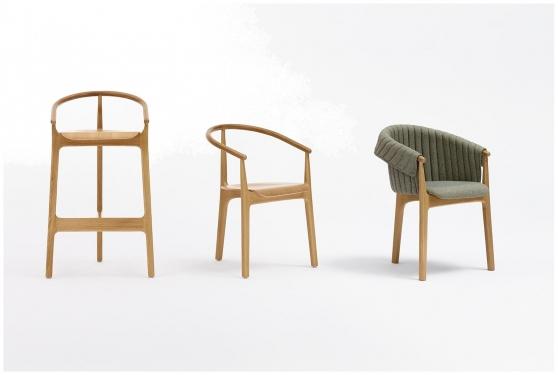 Drewniane, bukowe Krzesło PAGED B-2940 EVO