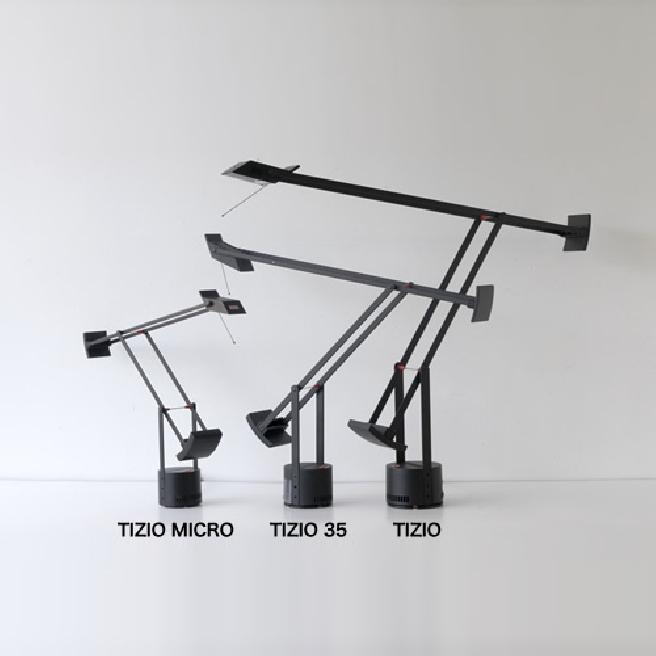 Lampa stołowa Tizio