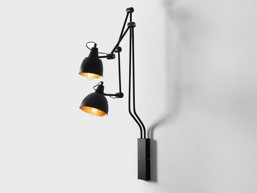 Lampa ścienna COBEN WALL 2