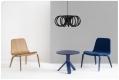 Krzesło Hips Dąb A-1802 FAMEG