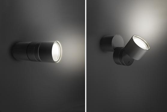 Lampa ścienna Objective