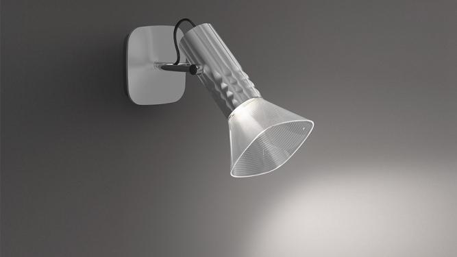 Lampa ścienna Fiamma parete