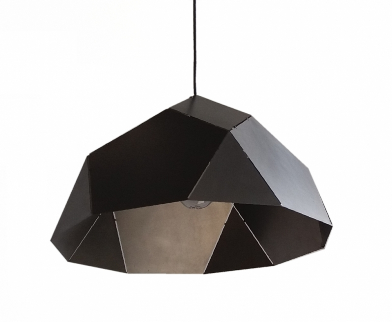 Lampa APOLLO STAL