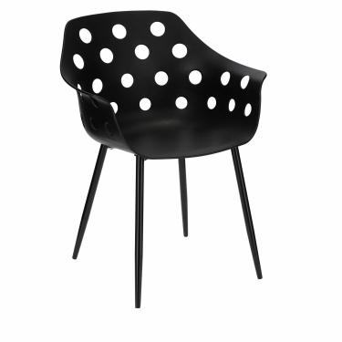 Krzesło Sajt czarne
