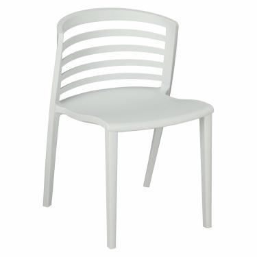 Krzesło Muna białe