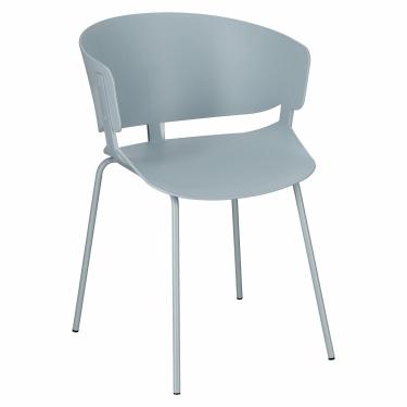 Krzesło Gondia szare