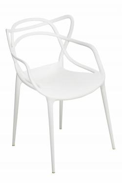 Krzesło Lexi białe insp. Master chair