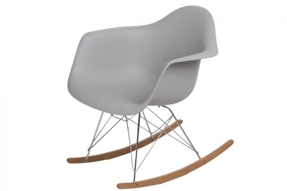 Krzesło P018 RR PP light grey insp. RAR