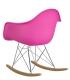 Krzesło P018 RR PP różowy insp. RAR