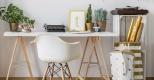 Krzesło P018W PP light grey, drewniane nogi
