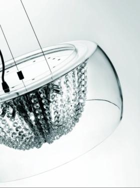 Lampa wisząca Lexus 500 S Claro