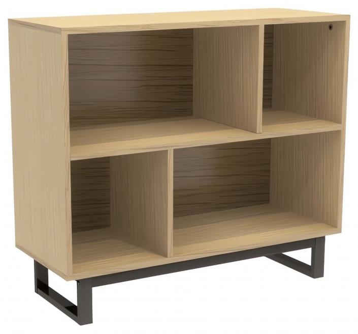 Regał drewniany DESREG1-PRO