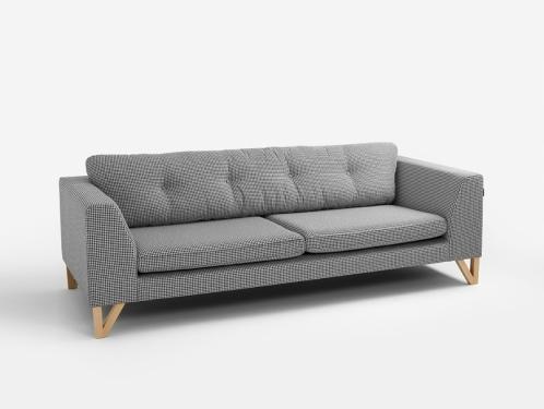 Sofa Rozkładana WILLY 3 os.