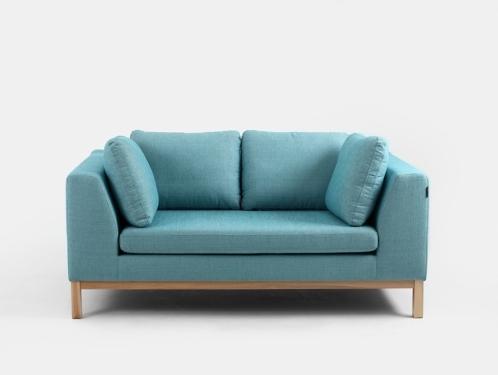 Sofa Ambient Wood 2 os. rozkładana