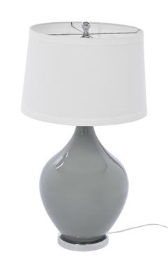 LAMPA STOŁOWA HARPER 43X43X77CM