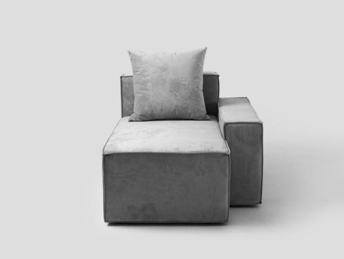 Sofa Modułowa MODU 130/95 Bok Prawy