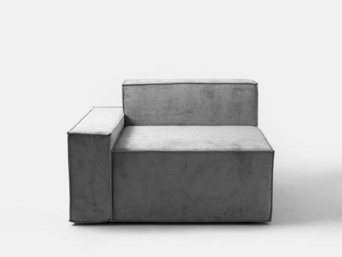 Sofa Modułowa MODU 95/115 Bok Lewy