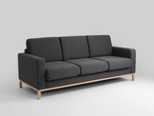 Sofa trzyosobowa SCANDIC