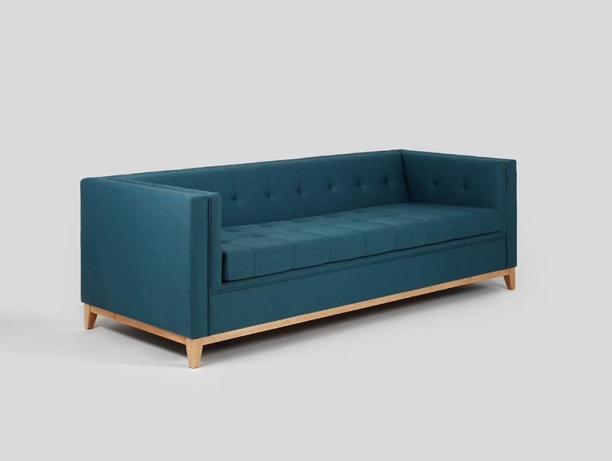 Sofa Rozkładana by-TOM 3 os.