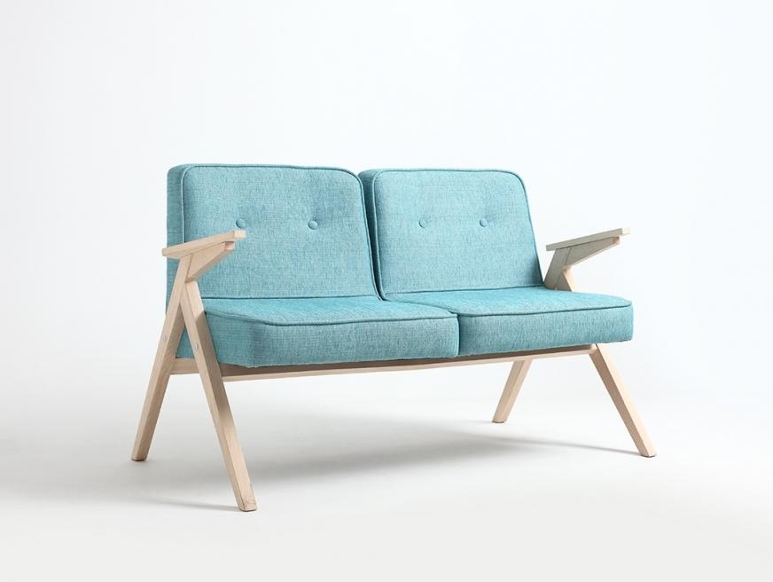 Sofa Vinc 2 os.