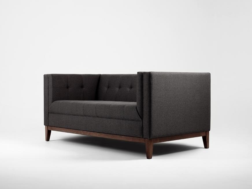 Sofa 2 os. BY-TOM Rozkładana