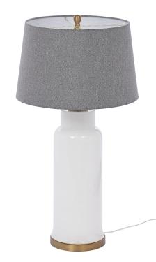 LAMPA STOŁOWA AMELIA 40X40X88 CM