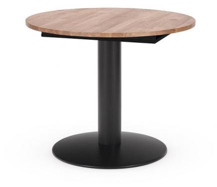 Okrągły Stół Rozkładany PAGED Scudo DUO 95-130 cm