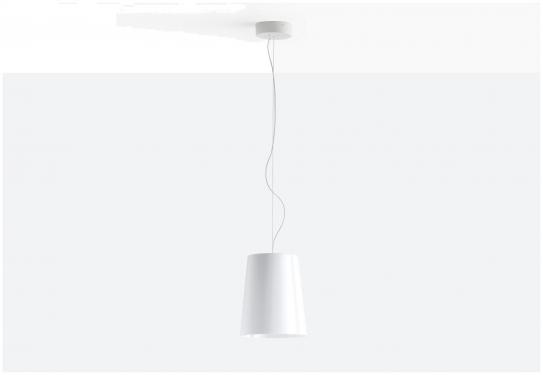 Lampa L001S/A Biały