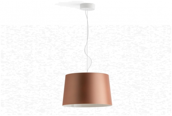 Lampa L001S/B Miedziany