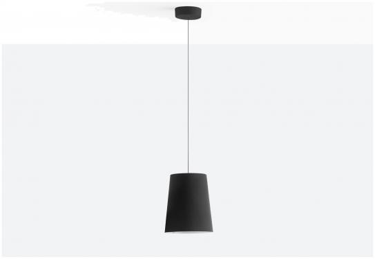 Lampa L001SW/A Czarny