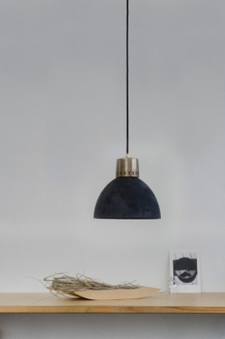 LOFTLIGHT Betonowa Lampa Wisząca KORTA 1