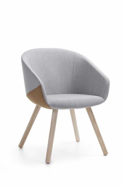 Fotel OX:CO Wood OX W 740