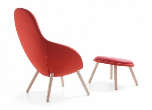 Fotel VIENI Wood VEW 743