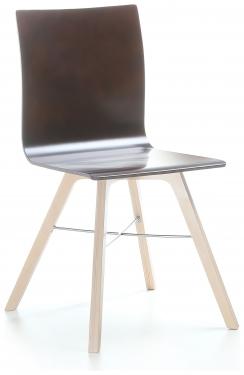 Krzesło ORTE Wood OT W 715