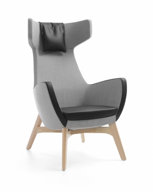 Fotel UMM Wood UM W703