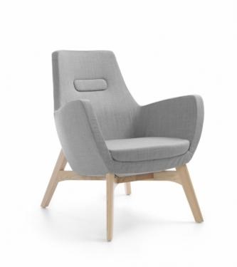 Fotel UMM Wood UM W702