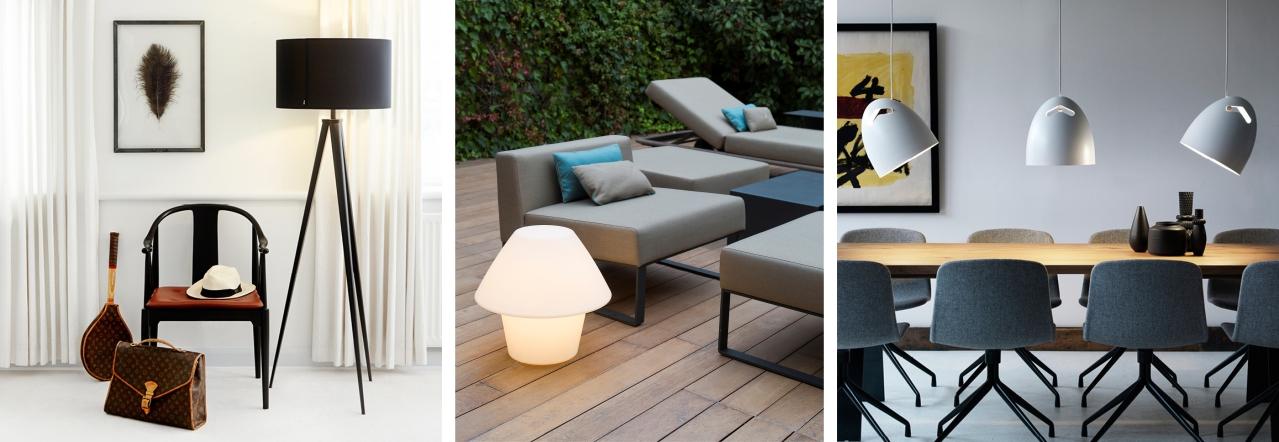 designerskie, nowoczesne oświeltenie do domu i biura