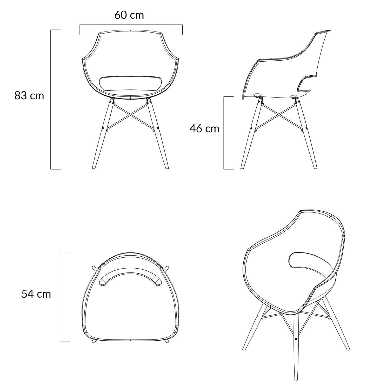 krzeslo-foro-wymiary-specyfikacja