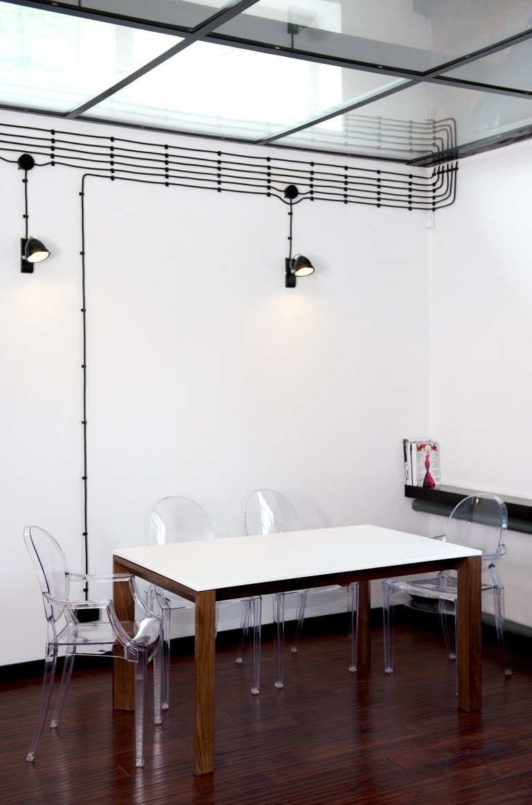 louis ghost krzeslo inspirowane transparentne