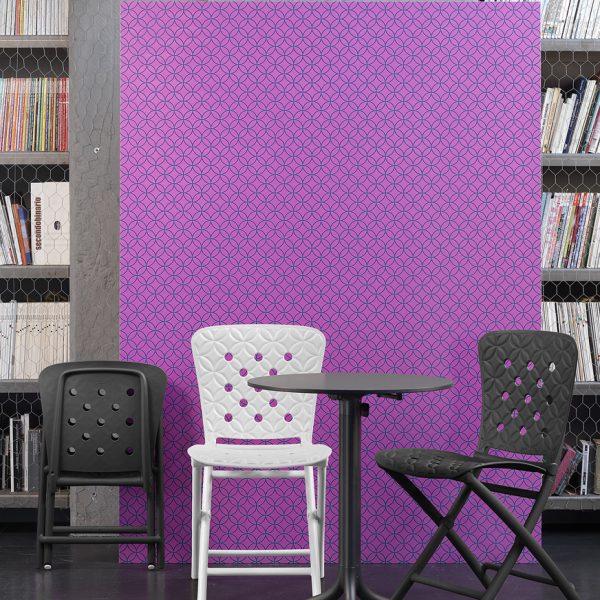 krzesło składane zac spring nardi ideal design