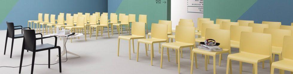 krzesła plastikowe krzesła z tworzywa pedralli resol nardi scab design ideal design
