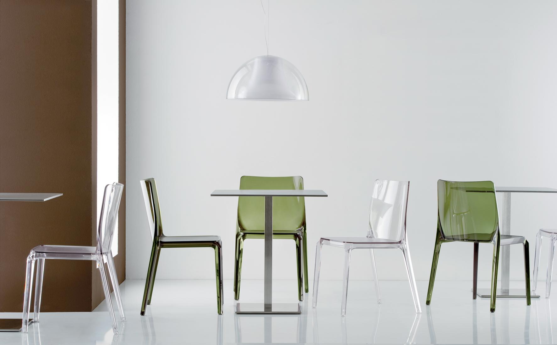 krzesło plastikowe pedrali blitz 640 ideal design