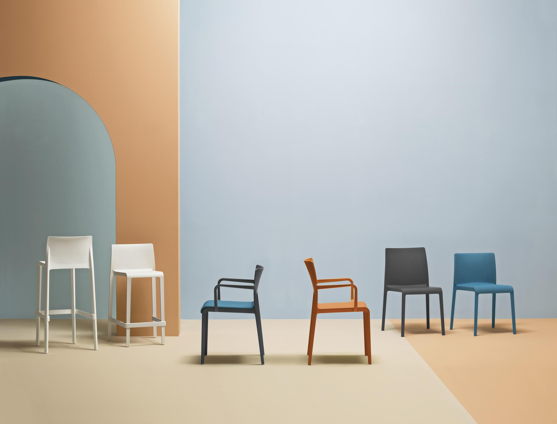 krzeslo plastikowe pedrali volt ideal design