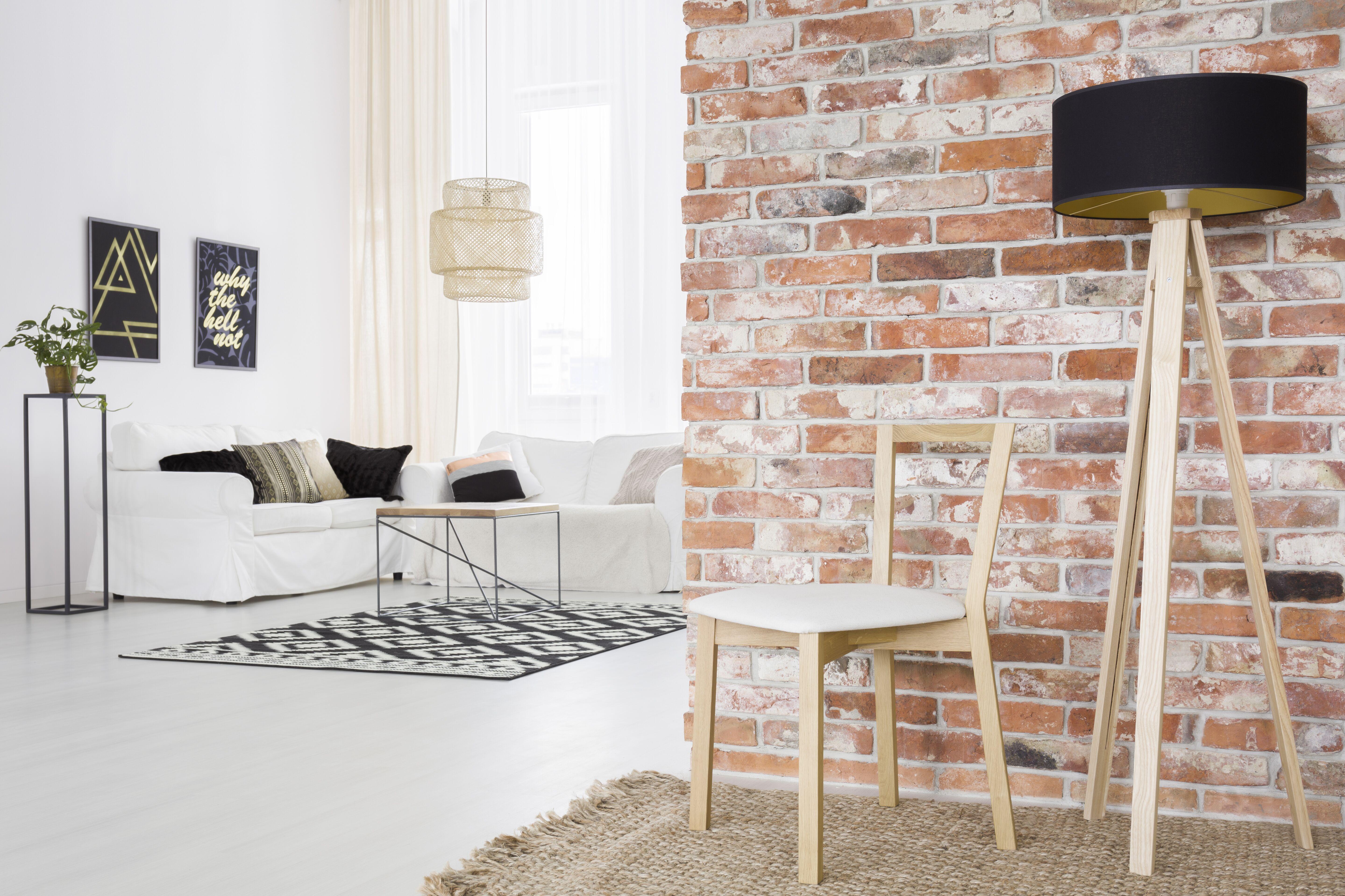 lampa ragaba wanda drewniana designerska ideal design