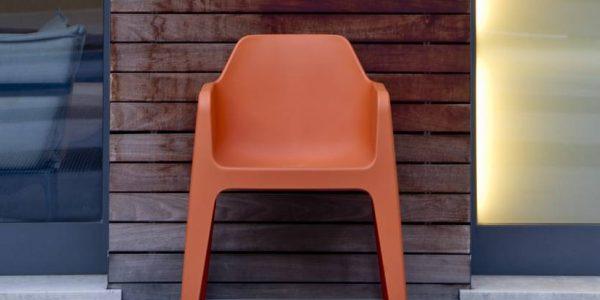 krzesło orgodowe Pedrali plus 630 ideal design