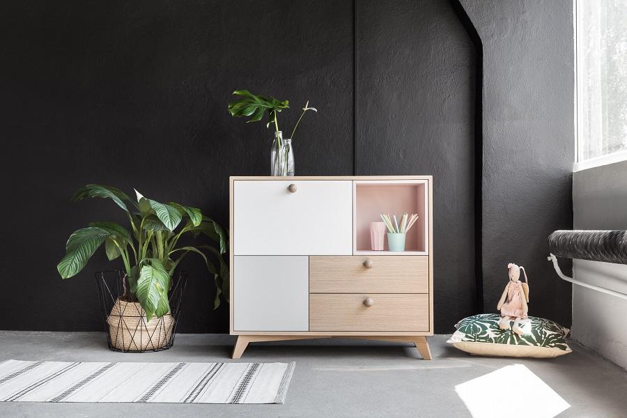 designerska komoda talukko drewno polski design ideal design sklep internetowy