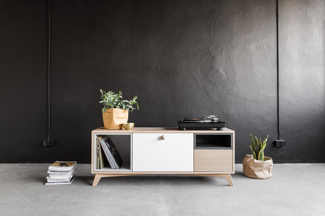 designerska szafka rtv midini talukko polski design ideal design