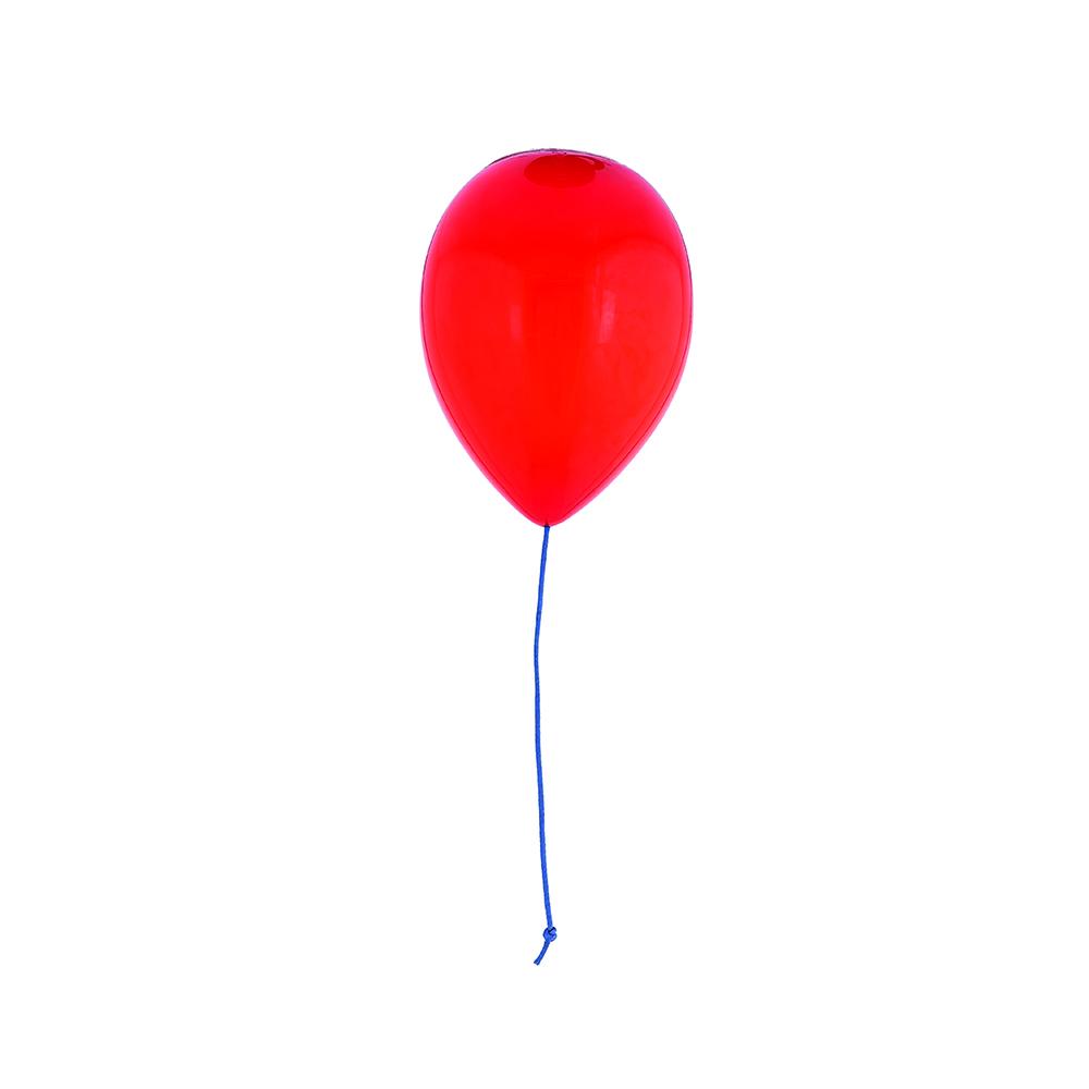 nowoczesny plafon balonik ozcan 3217 do dzieciecego pokoju szklany kolorowy ideal design