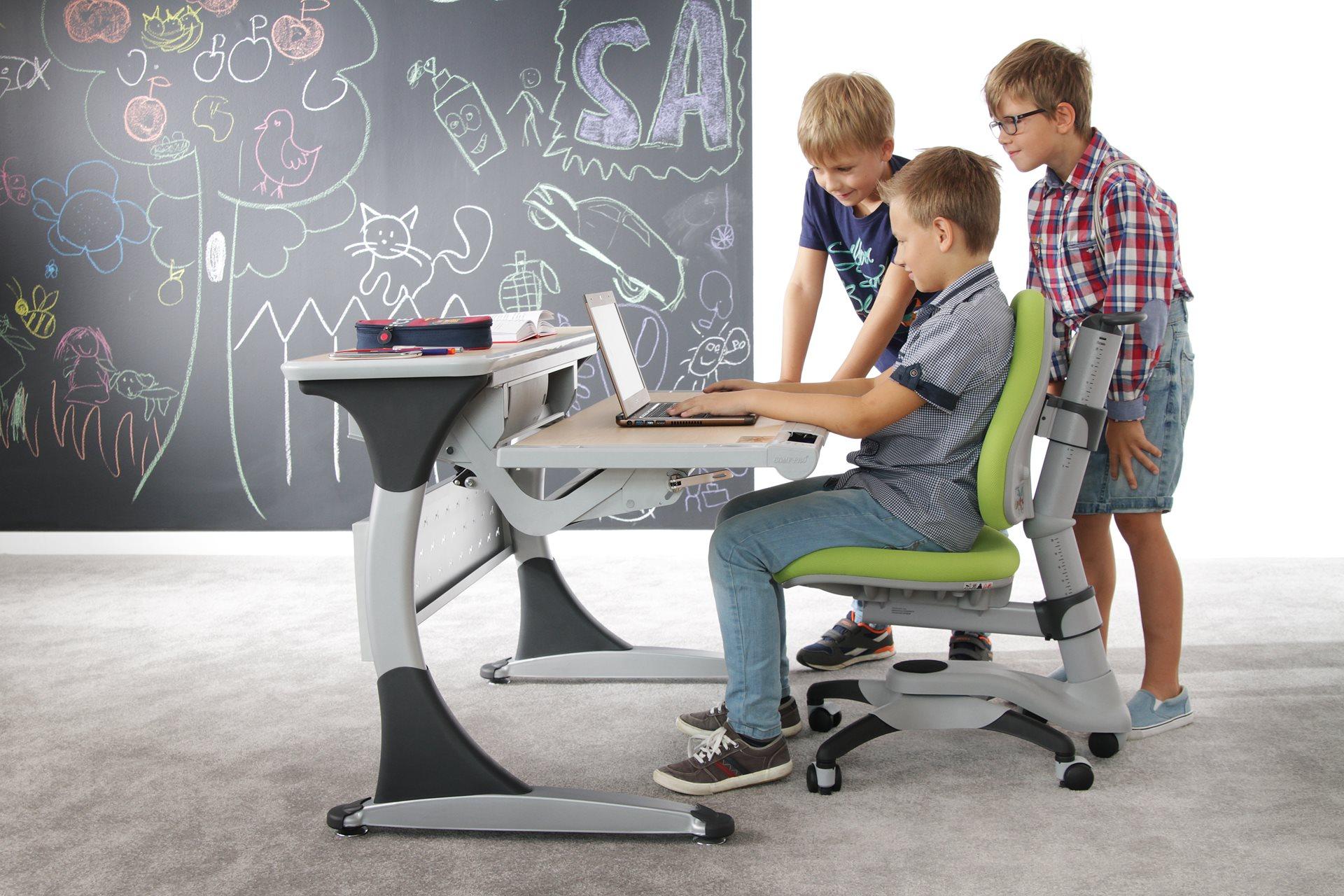 biurko bejot harvard mlodziezowe regulowane w ideal design